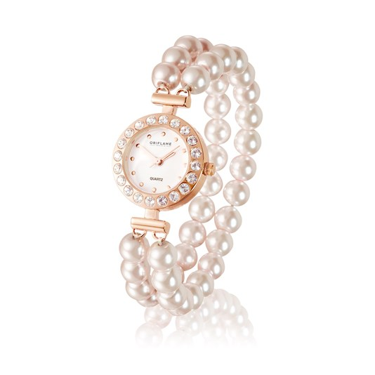 Delicate Pearl Watch